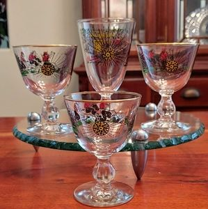 Libbey Cordial Glasses